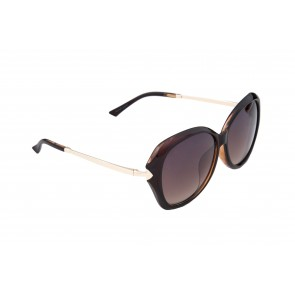 VINTAGE ELEMENTS 1258 Brown Sunglass