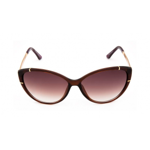 Vintage Elements 15011 Brown Sunglass