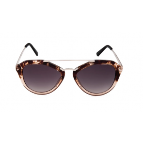 Vintage Elements 15042 LIght&Dark Brown Sunglass