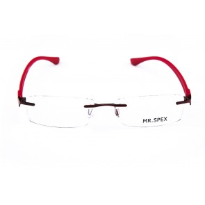 MR.SPEX 2325 Red Frame