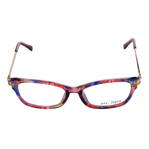 MR.SPEX 2917 Red Frame