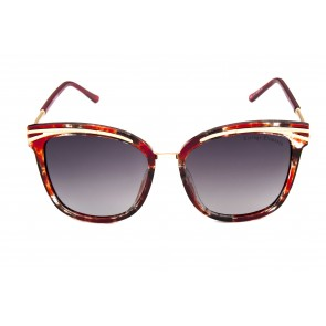 VINTAGE ELEMENTS 6252 red Sunglass