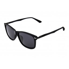 VINTAGE ELEMENTS 8024 Matt Black Sunglass