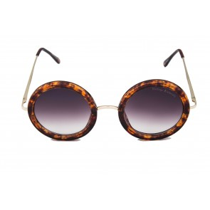 VINTAGE ELEMENTS 8721 Brown Sunglass