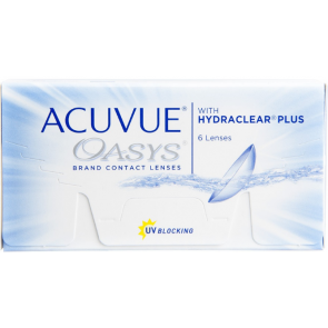 Acuvue Oasys 12 Lens Value Pack