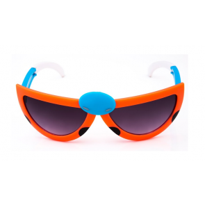 BOB SUNGLASS FOLD-3 Orange Sunglass