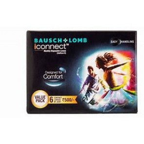 Bausch & Lomb iConnect (6 Lens/Box)