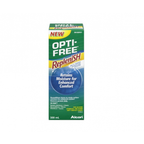 Opti Free Multi Purpose Lens Solution 300ml